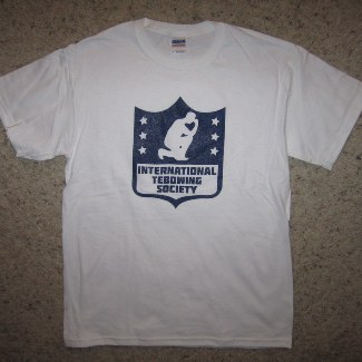Tim Tebow Shirts International Tebowing Society Image