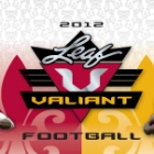 2012 Leaf Valiant Football