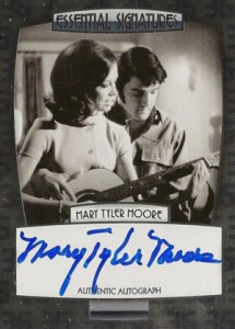 2012 Press Pass Essential Elvis Autographs Mary Tyler Moore 215x300 Image