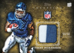 2012 Topps Inception Jersey Trent Richardson 260x186 Image