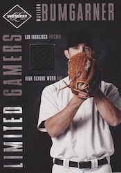 2011 Limited Baseball Limited Gamers Caps Card Image