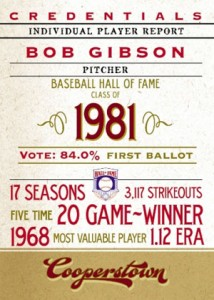 2012 Panini Cooperstown Baseball Credentials 214x300 Image