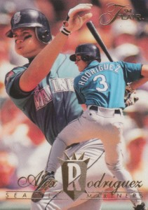 1994 Flair Alex Rodriguez Rookie Card 211x300 Image