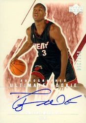 2003 04 Ultimate Collection Dwyane Wade Image