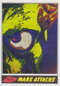 02 2012 Topps Mars Attacks Heritage Sketch Card Russell Walks 209x300 Image