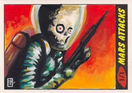 03 2012 Topps Mars Attacks Heritage Sketch Card Tim Proctor 260x184 Image