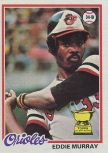 1978 Topps Eddie Murray RC
