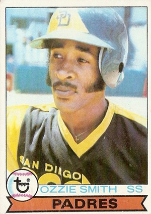 1979 Topps Ozzie Smith RC1 Image