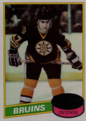 1980 81 Topps Ray Bourque RC Image