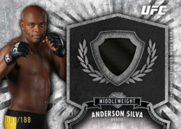 2012 Topps UFC Bloodlines Relic 260x185 Image