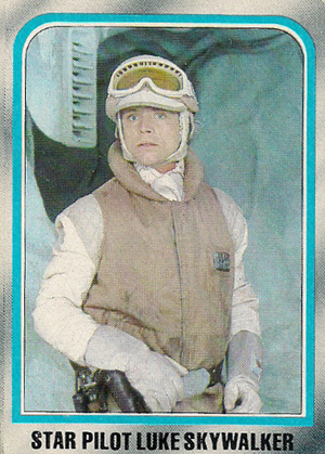 1980 Topps Star Wars: The Empire Strikes Back Series 2 Card