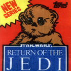 1983 Topps Star Wars: Return of the Jedi Series 2 Trading Cards