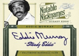 2012 Playoff Prime Cuts Notable Nicknames Eddie Murray 260x185 Image