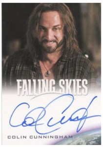 2012 Rittenhouse Falling Skies Season One Autographs Colin Cunningham 211x300 Image