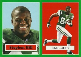 2012 Topps Football 1957 Green Border 29 Stephen Hill 260x185 Image