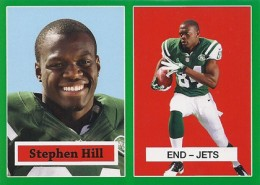 2012 Topps Football 1957 Green Border 30 Stephen Hill B 260x185 Image