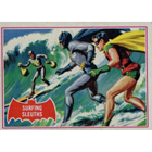 1966 Topps Batman A Series Red Bat Trading Cards