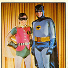 1966 Topps Batman Bat Laffs Trading Cards