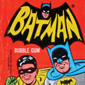 History of Batman Trading Cards