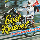 1974 Topps Evel Knievel Trading Cards