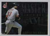 1996 Topps Baseball Master of the Game Card Image