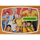 1971 Topps Brady Bunch Trading Cards