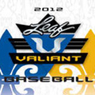 2012 Leaf Valiant Baseball Cards