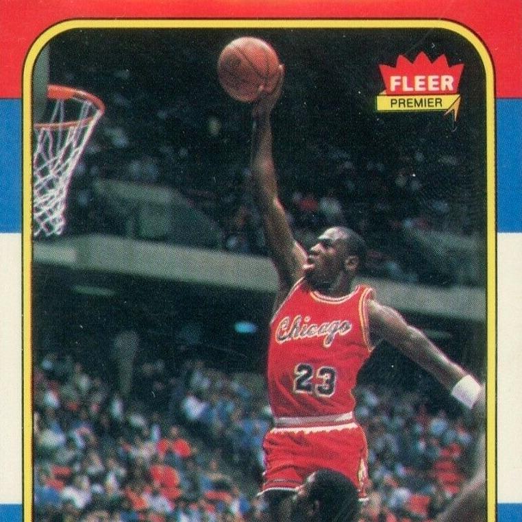 50 Hottest Michael Jordan Cards Tracker