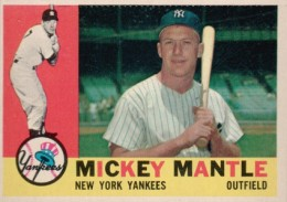 1960 Topps Mickey Mantle 350 260x183 Image