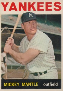 1964 Topps Mickey Mantle 50 210x300 Image