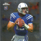 2012 Topps Chrome Football Variation Short Prints Guide