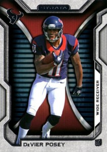 2012 Topps Strata Football DeVier Posey 211x300 Image