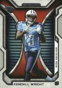 2012 Topps Strata Football Kendall Wright 213x300 Image