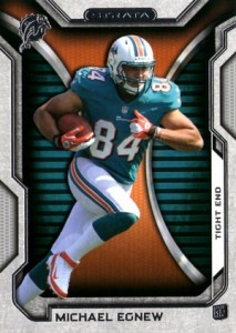 2012 Topps Strata Football Michael Egnew 213x300 Image
