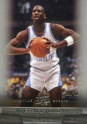 2012 Upper Deck All Time Greats Sports Base Card Image