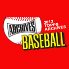 2013 Topps Archives Baseball Cards