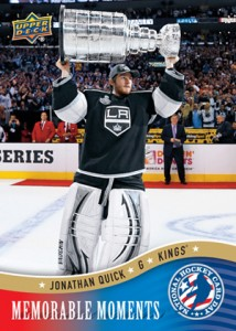 2013 Upper Deck National Hockey Card Day Jonathan Quick 214x300 Image