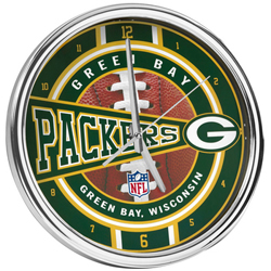 Packers Wall Clock1 Image