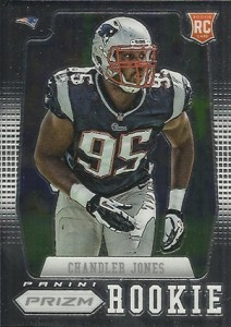 2012 Panini Prizm Football 246 Chandler Jones RC 212x300 Image