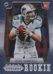 2012 Panini Prizm Football Rookie Variations 232 Ryan Tannehill 215x300 Image