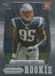 2012 Panini Prizm Football Rookie Variations 246 Chandler Jones 215x300 Image