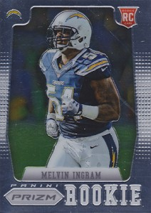 2012 Panini Prizm Football Rookie Variations 283 Melvin Ingram 212x300 Image