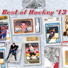 2013 Leaf Best of Hockey Cards