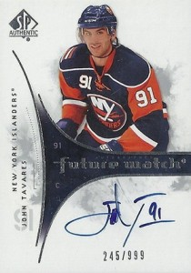 2009 10 SP Authentic John Tavares RC 210x300 Image