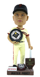 2013 San Francisco Giants Buster Posey Bobblehead Image