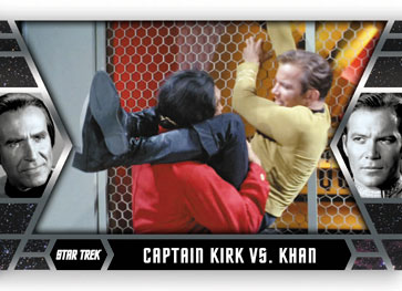 2013 Star Trek TOS Heroes and Villains Kirks Epic Battles Image