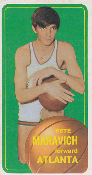 1970 71 Topps Pete Maravich RC Image