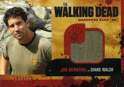 2012 Cryptozoic Walking Dead Costume Card 2013 Industry Summit Image