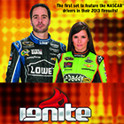 2013 Press Pass Ignite Racing Cards