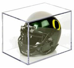How to Protect and Display Signed Mini-Helmets 2